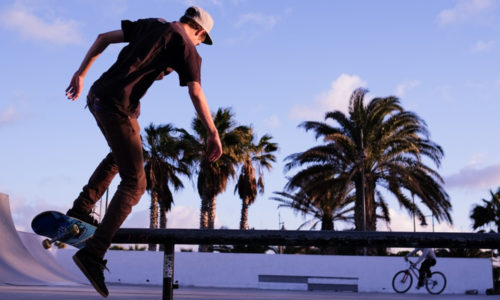 All the Benefits of Skateboarding