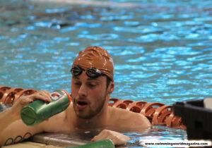 Avoiding Dehydration When Swimming