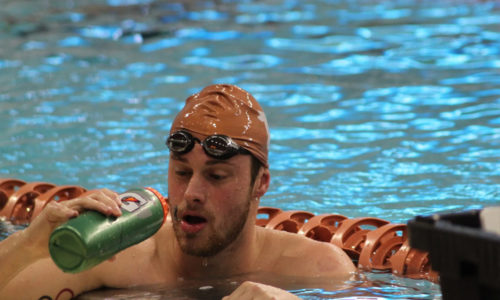Avoiding Dehydration When Swimming