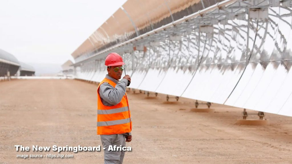 The New Springboard - Africa