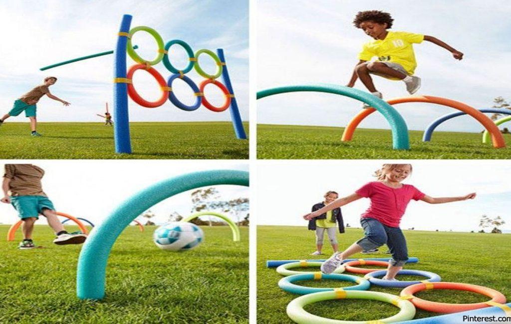 Ideas of Backyard Games for Family Fun