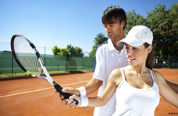 Learn Tennis Methods Early On